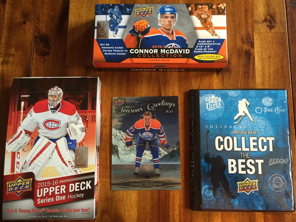 Upper Deck Pack